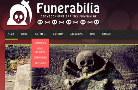 Blog Funerabilia