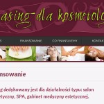 Leasing dla kosmetologii